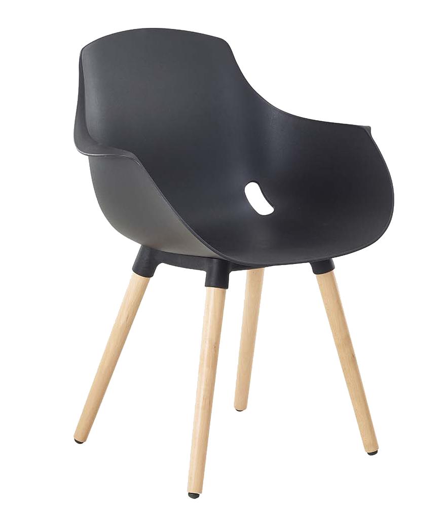 Sitek - Mahé wooden legs