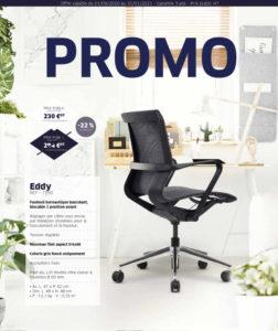 Dépliant promotions Sitek