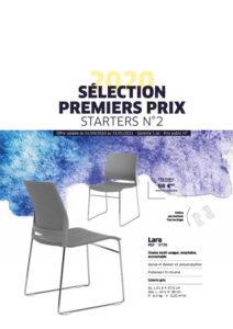 Dépliant Collection 1er prix Sitek
